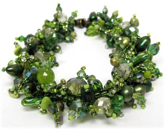 Emerald Isle Fancy Fringe